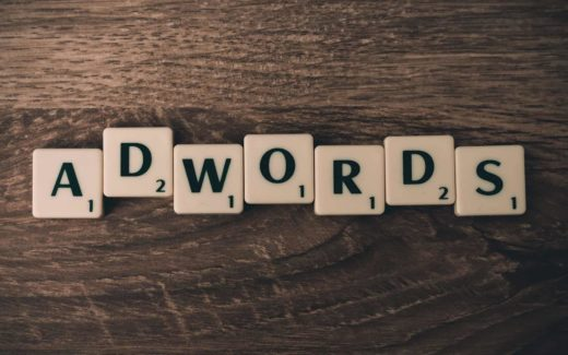 Scrabble AdWords